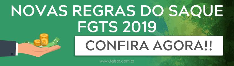 Regras de Saque do FGTS