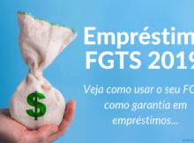 Empréstimo FGTS Como Garantia