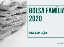 bolsa família 2020
