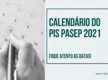 calendário do pis pasep 2021