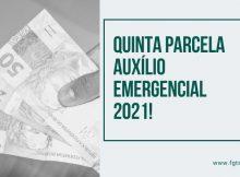 quinta parcela auxílio emergencial
